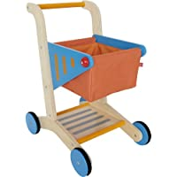 Hape Playfully Delicious Shopping Cart Play Set