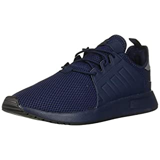 adidas Originals Men's X_PLR Running Shoe, Collegiate Navy/Collegiate Navy/Black, 5 M US