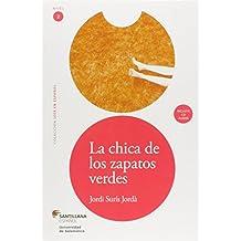 La Chica de los Zapatos Verdes. Nivel 2 - Coleção Leer en Espanol (+ CD)
