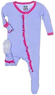 Kickee Pants Baby Girls Solid Bloomer Prd-kpb708-dr
