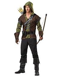 Mens Sherwood Forest Robin Hood Costume