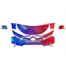 Honda CRV 2017 3M Scotchgard PreCut Paint Protection Film Clear Bra Kit