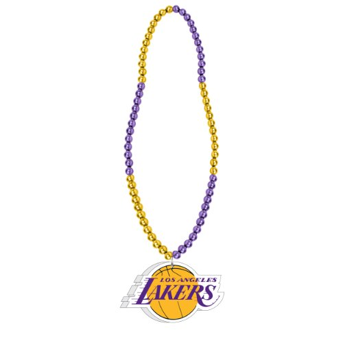 Logo Beads - Los Angeles Lakers 2012 Team Logo Beads