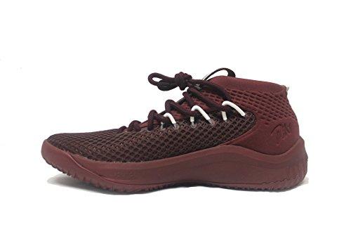 Dame Basketball NBA Men's Maroon Onix Shoe 4 White adidas pwqXxdvd