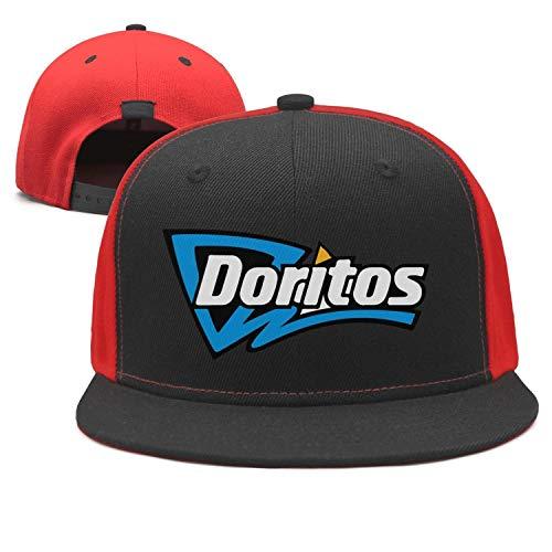 AINIJIAJ Men/Women Print One Size Doritos-Corn-Flake-Logo- Low Profile Mesh Trucker Cap