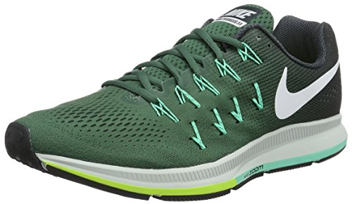 Nike 831352-300, Zapatillas de Trail Running para Hombre Verde (Green Stone / White-Seaweed-Green Glow)