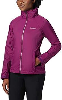 Columbia Switchback Adjustable Waterproof Women's Jacket