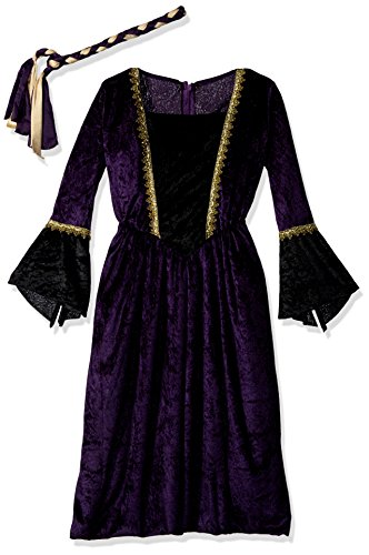 [RG Costumes Renaissance Girl, Child Small/Size 4-6] (Childrens Medieval Costumes Renaissance)