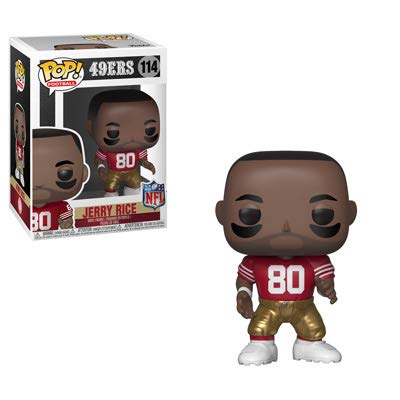 Funko POP! NFL: Legends - Jerry Rice