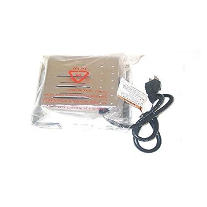Amazon.com: Rotisserie Motor/AC p0710106b para parrillas de ...