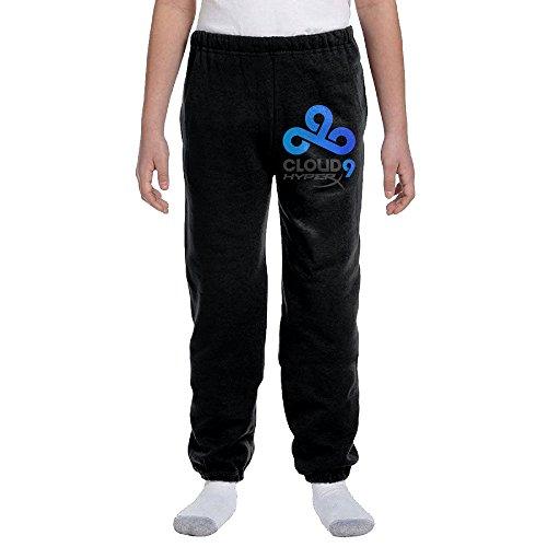 Price comparison product image Kids Youth LOL Cloud 9 HYPERX Logo Sweatpants