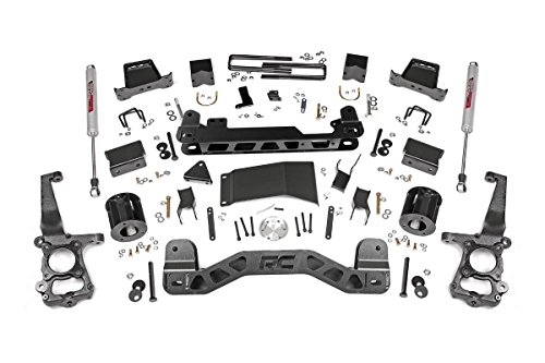 6in lift kit ford f150 - 9