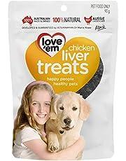 Love'em Chicken Liver Treats 90 g