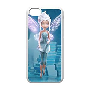 Tinker Bell Secret of the Wings iPhone 5c Cell Phone Case White Tfim