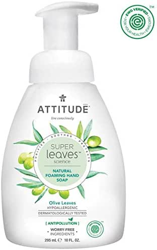 Attitude Super Leaves Foaming