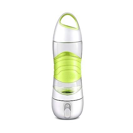 Multifuncional Goteo Taza De Plástico Con El Aerosol De Cara Noche Spray Luz Portátil, Botella