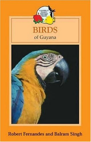 Download Birds of Guyana (Macmillan Caribbean Natural History) pdf epub