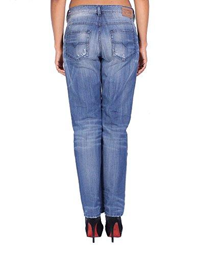 Jeans Straight Regular W30 858n Dona Reen Blu Da Diesel L30 7HYUd7