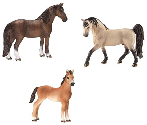 Schleich Tennessee Walker Horse Set
