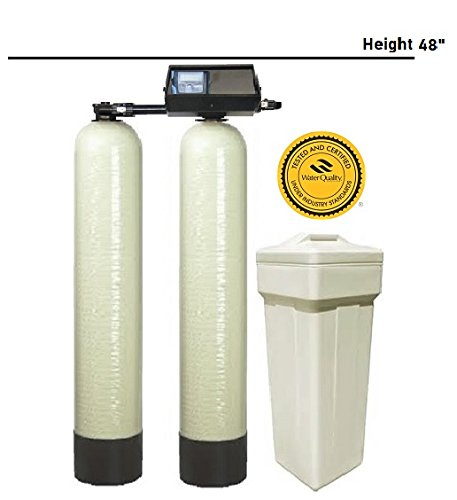 USA Fleck 9100SXT Water Softeners Great for Large Homes & Light Commercial Softening Ships Loaded