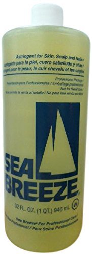 - Sea Breeze Astringent For Skin, Scalp and Nails 32 oz.