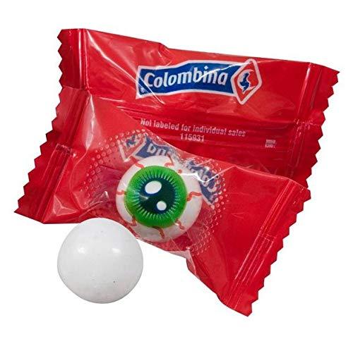 The 2 best creepy eyeballs bubble gum 2020