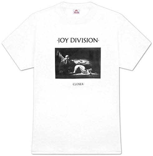 Joy Division English Rock Band Closer Adult T-Shirt Tee