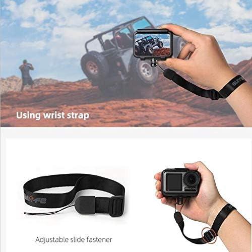 HUIFANGBU JHY Sunnylife OA-GS9221 Hand Strap Hanging Wrist Strap Lanyard for DJI Osmo Action