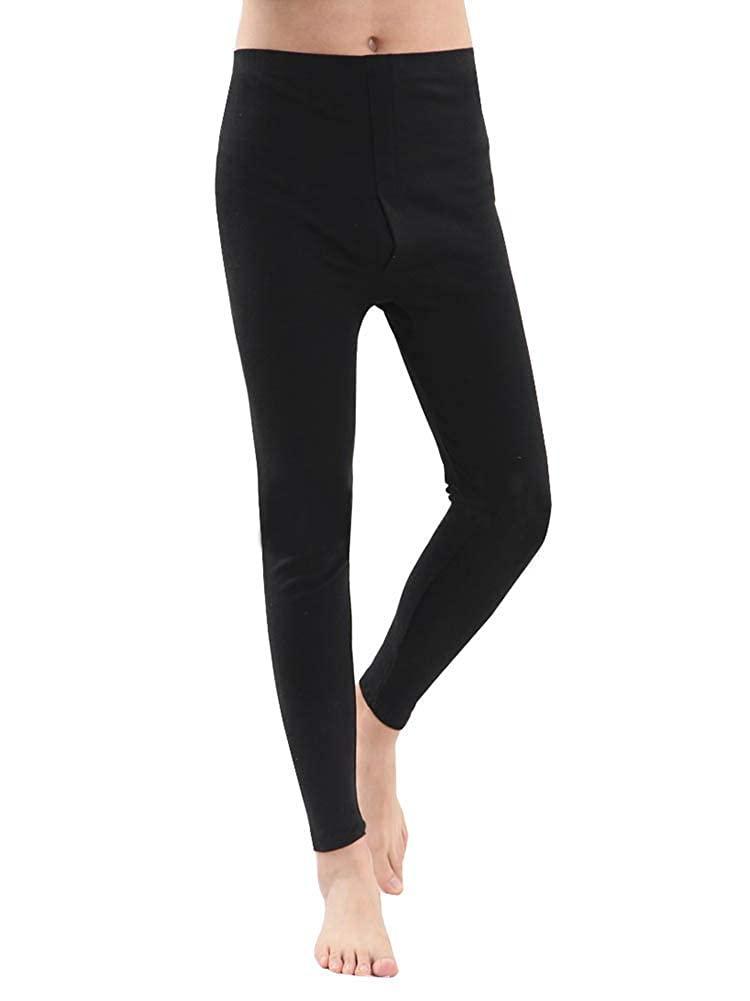 Mengyu Uomo Pantaloni Termici Intimo Invernale Caldo Calzamaglia