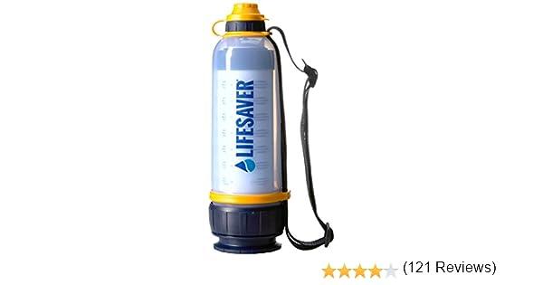 LIFESAVER systems ltd Lifesaver 4000UF Bottle - Frasco, Color ...
