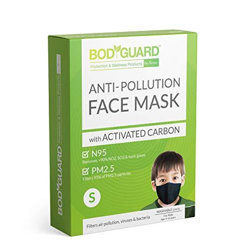Bodyguard N95 + PM2.5 Reusable Pollution Mask