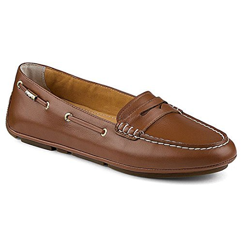 Sperry Topsider Womens Shoes Gold Cup Penny Sts91198 9.0 M ()