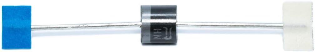 Gleichrichterdiode Schottky THT 50V 20A P600 DIOTEC SEMICONDUC 2X SBX2050 Diode