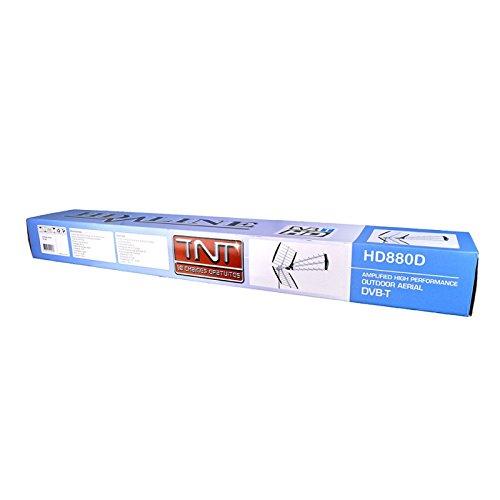 HD-LINE ANTENNE TNT EXTERIEURE TRINAPPE UHF DVB-T