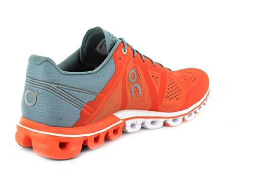 Cloudflow Men Glacier On Shoes Orange Running Orange qSw5d0w