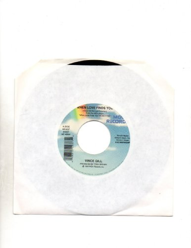 45 Records Rpm Way (When Love Finds You=b/w= If I Had My Way=7