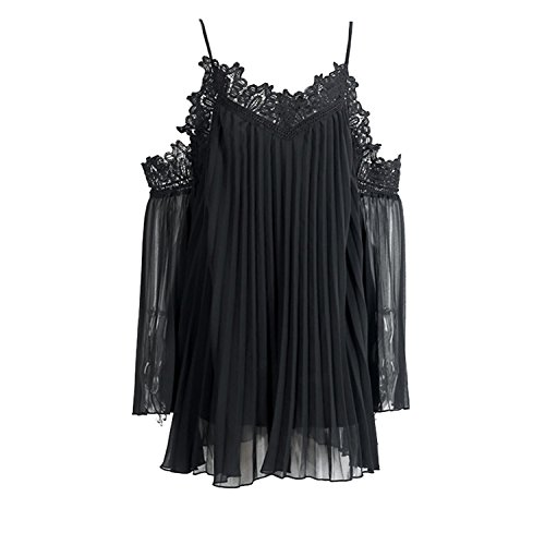 Buy black lace dress canada - 3