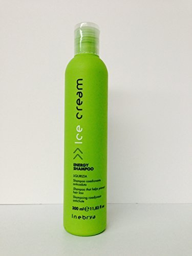 inebrya ice cream shampoo - 7