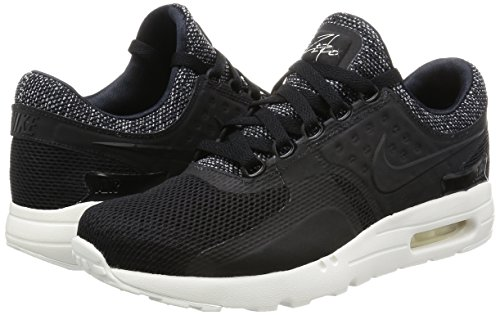 tecnico Zero Anthracite Black Tessuto Nike Uomo Air Sneakers EU Pale Max BR Nero Grey 40 gtSvq4