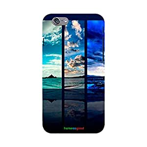 HomeSoGood Awesome Weather Multicolor Case For iPhone 6 (Back Cover)