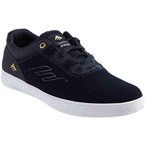 Scarpe Da Skateboard Emerica Mens Westgate Cc Blu Navy