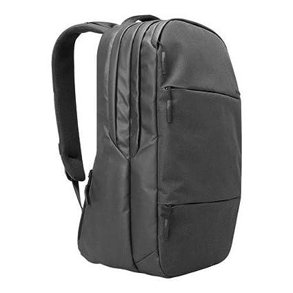 Incase CL55450 Mochila Polyester Black - Mochila para portátiles y netbooks (Polyester, Black,