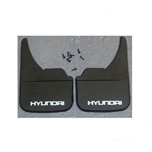 Hyundai Logo Universal Car Mudflaps Front Rear i800 ix20 ix35 Mud Flap Guard