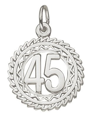 Rembrandt Charms Number 45 Charm
