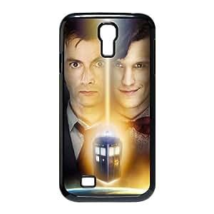 F7Y79 doctor Who J1J9YR funda Samsung Galaxy S4 9500 funda caja del teléfono celular cubre WT5BMQ7GJ negro