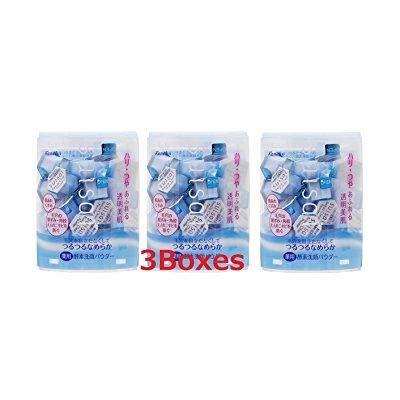 Kanebo Japan suisai Beauty Clear Enzyme Cleansing Powder (32 cubes) ×3boxes from Suisai