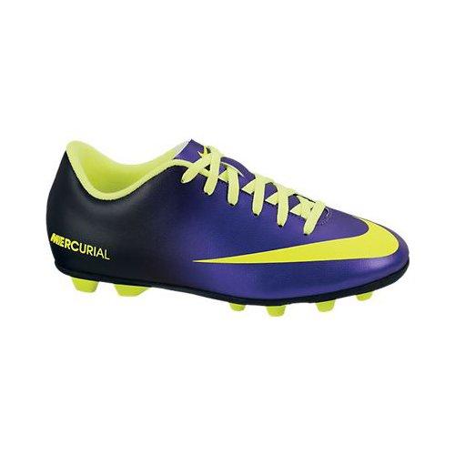 Nike, Herren Fußballschuhe - violett