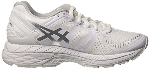 Shoes Asics Snow Kayano 0100 Women's Silver White 23 Running Gel White White Trail p4BpZqw