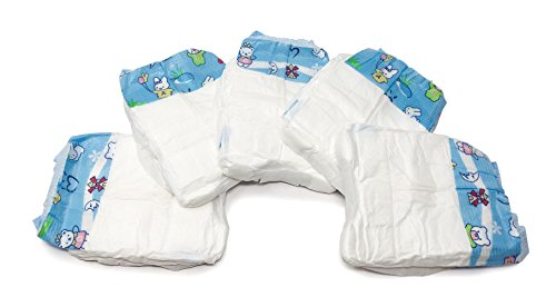 Image of ValueFresh Diapers for Dogs (Non-Wrap), Small, 48 Count