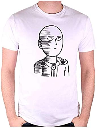 Cotton Division Un Solo Hombre Ponche Hombres Camiseta de Algodón ...